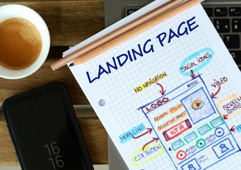 La landing page perfetta: porta l'utente in casa tua