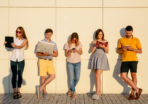 I Millennials: abitudini, passioni e desideri della generazione Y.