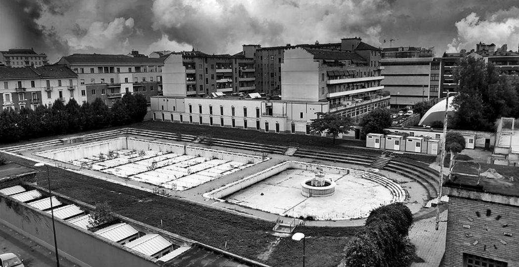 Le origini: la piscina Caimi